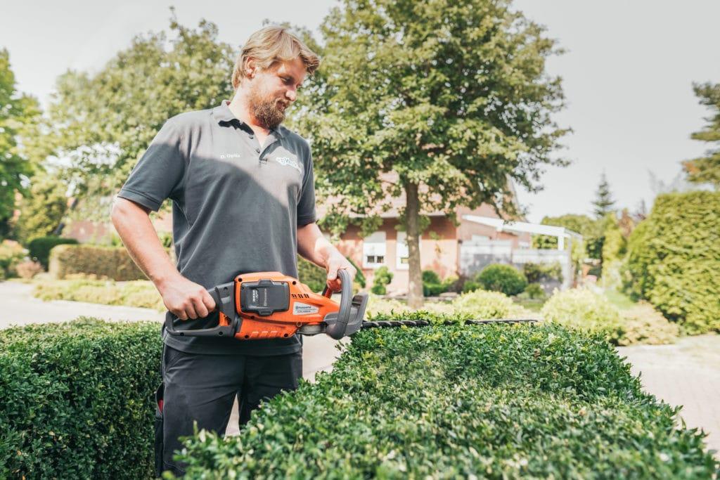 Gartenpflege als Mitarbeiter:in vom gWerk der obw